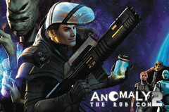 Anomaly Hardcover Vol 02 Rubicon