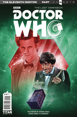 Doctor Who 11Th Year Three #10 Cvr B Photo