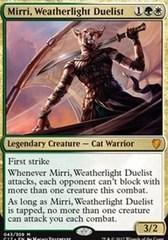 Mirri, Weatherlight Duelist - Foil