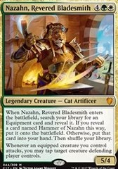 Nazahn, Revered Bladesmith - Foil