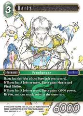 Bartz - 3-065L - Foil on Channel Fireball