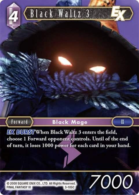 Black Waltz 3 - 3-105C - Foil