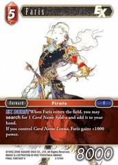 Faris - 3-019H - Foil