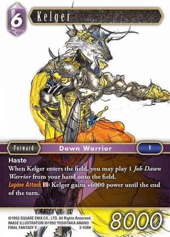 Kelger - 3-108H - Foil