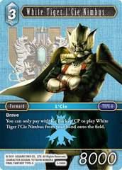 White Tiger L'Cie Nimbus - 3-046H - Foil