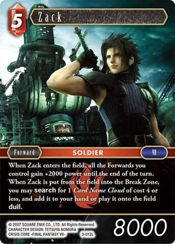 Zach - 3-012L - Foil