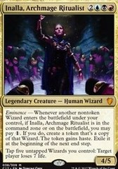 Inalla, Archmage Ritualist - Foil on Channel Fireball