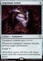 Argentum Armor on Channel Fireball