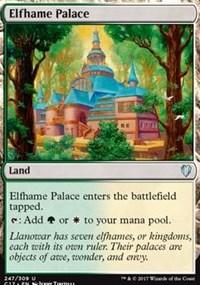 Elfhame Palace