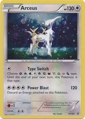 Arceus - XY197 - Magearna Mythical Collection Promo