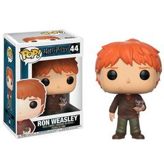 Harry Potter Series - #44 - Ron Weasley With Scabbers