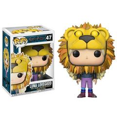 Harry Potter Series - #47 - Luna Lovegood With Lion Head