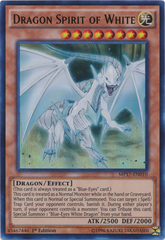 Dragon Spirit of White - MP17-EN010 - Ultra Rare - 1st Edition on Channel Fireball