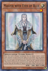 Master with Eyes of Blue - MP17-EN012 - Common - 1st Edition