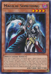Magical Something - MP17-EN057 - Rare - 1st Edition
