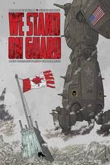 We Stand On Guard Dlx Hc (Mr) (STL000378)