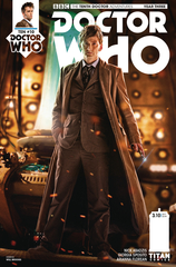 Doctor Who 10Th Year Three #10 Cvr B Photo