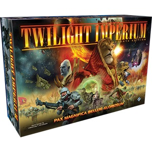 Twilight Imperium Fourth Edition