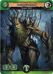 Ancient Gnarlwood - DB-BT01/037 - C - Foil