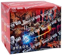 Reiya Cluster Advent of the Demon King Booster Box on Channel Fireball
