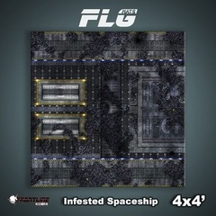 FLG Mats - Infested Spaceship 1 4X4