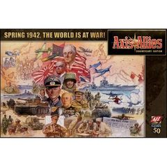 Axis And Allies: Anniversary Edition