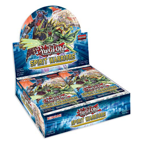 Spirit Warriors - Booster Box