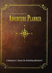 Gamemaster's Journal: Adventure Planner