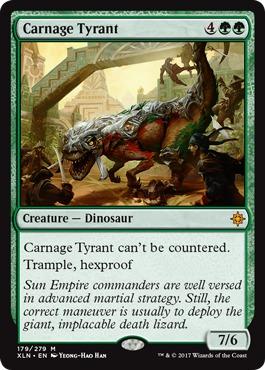 Carnage Tyrant - Foil