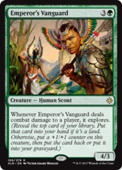 Emperor's Vanguard - Foil
