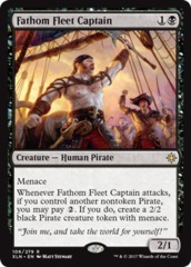 Fathom Fleet Captain - Foil