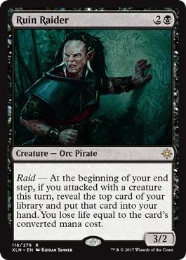Ruin Raider - Foil