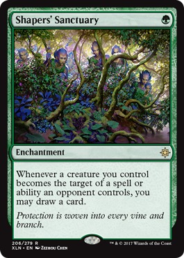 Shapers Sanctuary - Foil