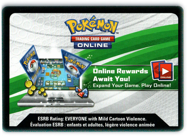 SM Burning Shadows - Online Booster Pack Code