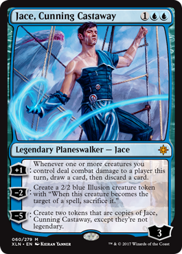 Jace, Cunning Castaway - Foil