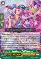 Goddess of Twill, Tagwoot - G-BT11/027EN - R