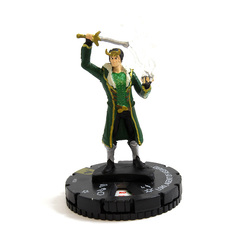 Loki, Agent of Asgard - 050 - Super Rare