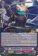 Stealth Beast, Katarigitsune - G-TD13/012EN - TD on Channel Fireball