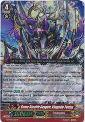 Enma Stealth Dragon, Kingoku Tenbu - G-TD13/001EN - RR