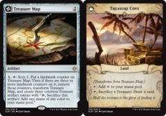 Treasure Map - Foil