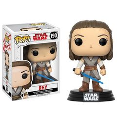 Pop! Star Wars 190: Star Wars: The Last Jedi - Rey