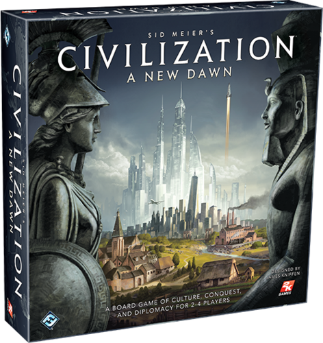 Sid Meiers Civilization: A New Dawn