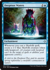 Deeproot Waters - Foil