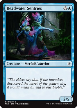 Headwater Sentries - Foil