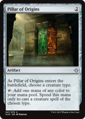 Pillar of Origins - Foil