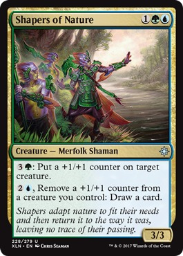 Shapers of Nature - Foil