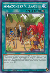 Amazoness Village - LEDU-EN014 - Common - 1st Edition