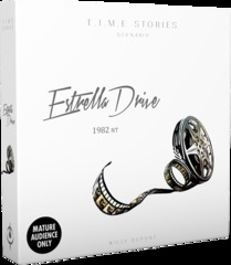 T.I.M.E Stories Expansion: Estrella Drive