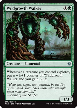Wildgrowth Walker - Foil