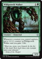 Wildgrowth Walker - Foil